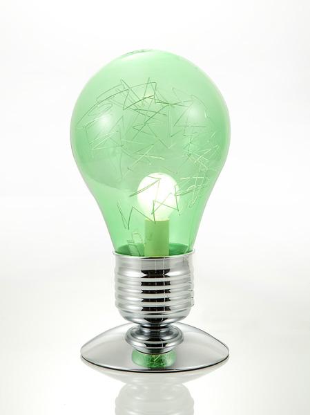 Brandani 56379 Lampada Da Tavolo Cromo Verde Trasparente Lampade Da Tavolo Negozi Elettronica Roma Radionovelli