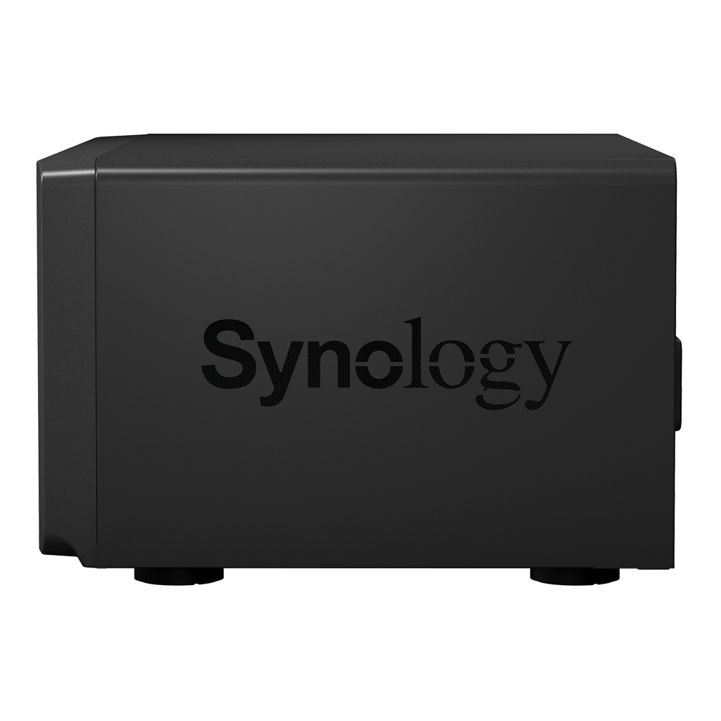 Synology DiskStation DS1817 server NAS e di archiviazione Alpine AL-314 Collegamento ethernet LAN Desktop Nero 3