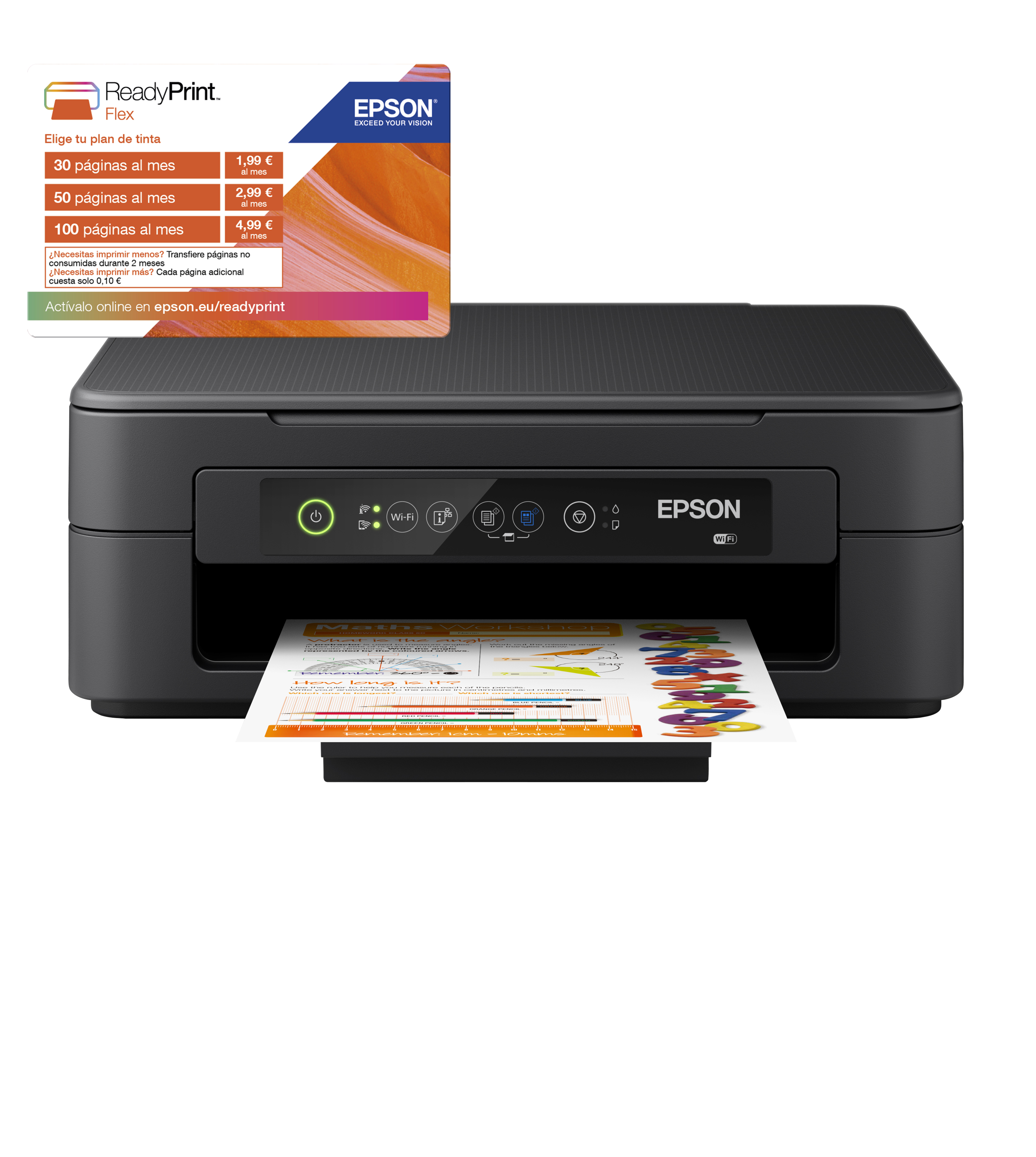 Epson Expression Home XP-2100 5