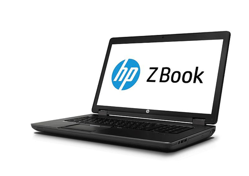 HP ZBook 17 Nero Workstation mobile 43,9 cm (17.3