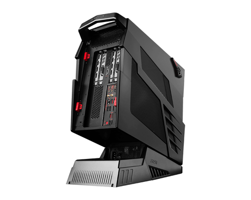MSI Aegis Ti3 8RE SLI-070EU Intel® Core? i7 di ottava generazione i7-8700K 64 GB DDR4-SDRAM 4000 GB HDD+SSD Desktop Nero PC Windows 10 Home 4