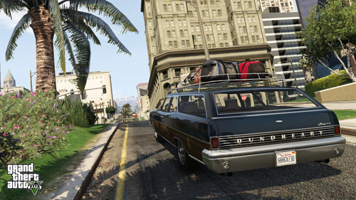 TAKE TWO GTA V PER PS4 VERSIONE ITALIANA 5