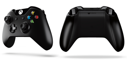 Microsoft Xbox One Wireless Controller Gamepad Analogico/Digitale Bluetooth Nero 5