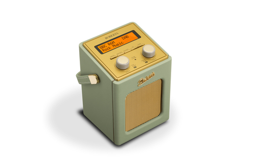 Roberts Radio Revival Mini radio Portatile Analogico e digitale Verde 6