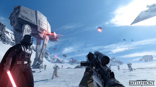 Electronic Arts Star Wars Battlefront, PS4 videogioco PlayStation 4 Basic ITA 2
