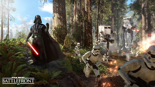 Electronic Arts Star Wars Battlefront, PS4 videogioco PlayStation 4 Basic ITA 6