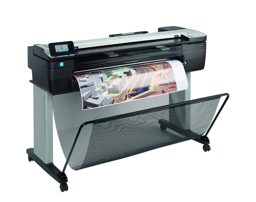 HP DESIGNJET T830 MFP PLOTTER THERMAL INK-JET FORMATO MAX 36