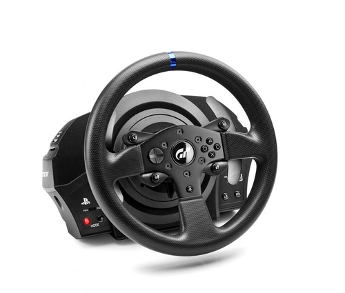 Thrustmaster T300 RS GT Sterzo + Pedali PC,PlayStation 4,Playstation 3 Analogico/Digitale Nero 2