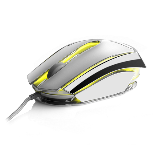 NGS Ice mouse USB 2400 DPI Ambidestro 3