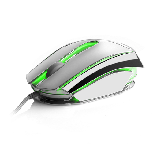 NGS Ice mouse USB 2400 DPI Ambidestro 4