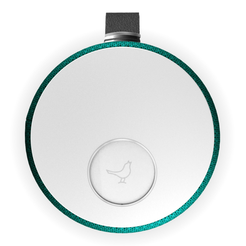 ZIPP DEEP GREEN SPEAKER BLUETOOTH WIRELESS 100W AUX IN 4