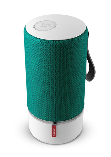 ZIPP DEEP GREEN SPEAKER BLUETOOTH WIRELESS 100W AUX IN 5