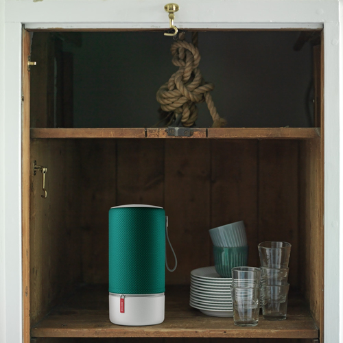 ZIPP DEEP GREEN SPEAKER BLUETOOTH WIRELESS 100W AUX IN 7