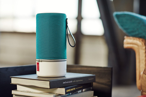ZIPP DEEP GREEN SPEAKER BLUETOOTH WIRELESS 100W AUX IN 8