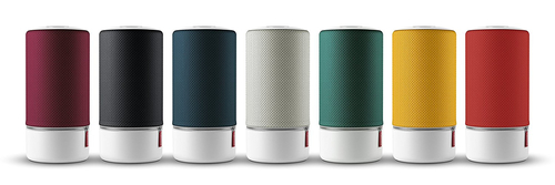 ZIPP DEEP GREEN SPEAKER BLUETOOTH WIRELESS 100W AUX IN 9