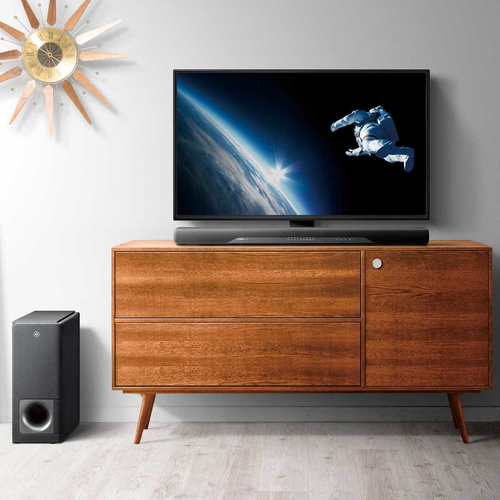 YAS207 SOUND BAR 200W BT HDMI NERO 4