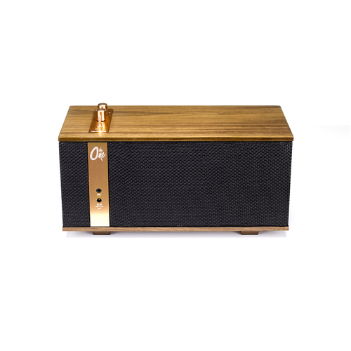 Klipsch The One - Walnut 30 W Sistema di altoparlanti portatile 2.1 Nero, Noce 4