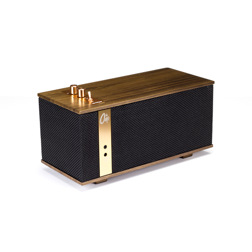 Klipsch The One - Walnut 30 W Sistema di altoparlanti portatile 2.1 Nero, Noce 5