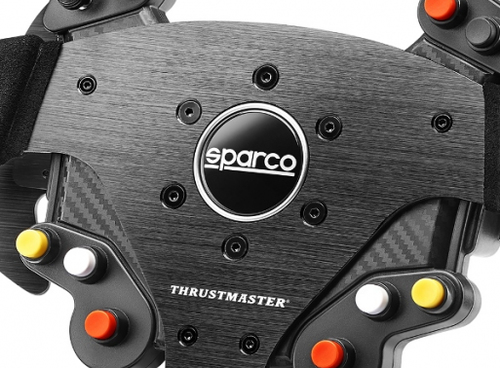 THRUSTMASTER TM RALLY WHEEL ADD-ON SPARCO R383 VOLANTE 3