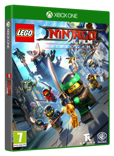 Warner Bros The LEGO Ninjago Il Film, Xbox One 3