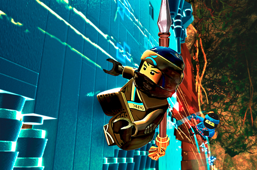 Warner Bros The LEGO Ninjago Il Film, Xbox One 4