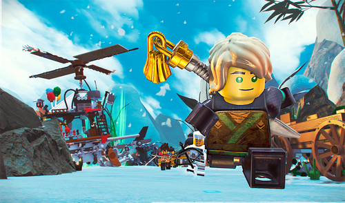 Warner Bros The LEGO Ninjago Il Film, Xbox One 5