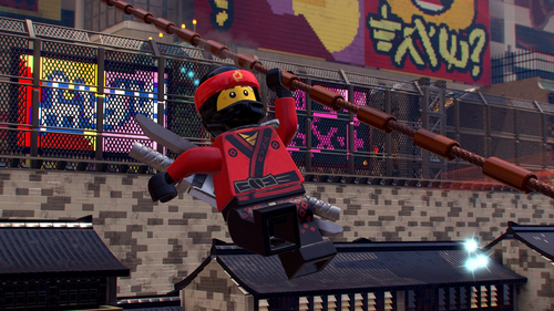 Warner Bros The LEGO Ninjago Il Film, Xbox One 8
