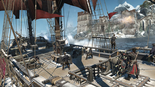Microsoft Assassin's Creed Rogue Remastered, Xbox One videogioco 4