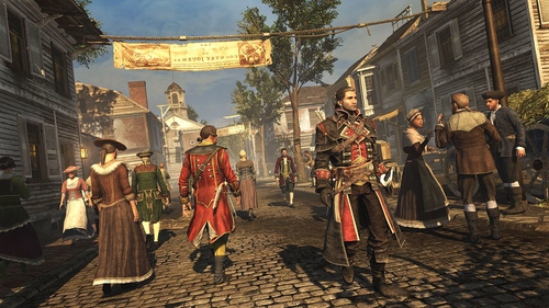 Microsoft Assassin's Creed Rogue Remastered, Xbox One videogioco 5