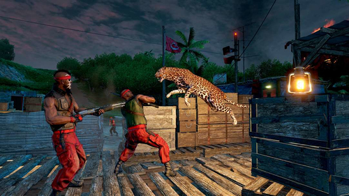 UBISOFT XBOX ONE FAR CRY 3 CLASSIC EDITION 2