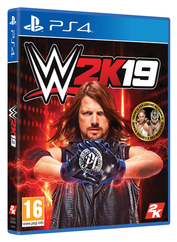 TAKE 2 PS4 WWE 2K19 2