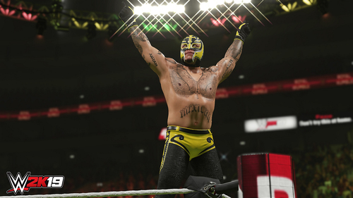 TAKE 2 PS4 WWE 2K19 5