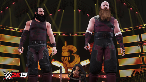 TAKE 2 PS4 WWE 2K19 10
