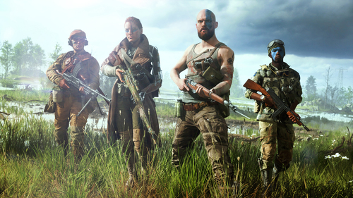 ELECTRONIC ARTS PS4 BATTLEFIELD V 5