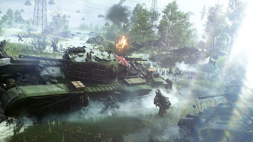 ELECTRONIC ARTS PS4 BATTLEFIELD V 13
