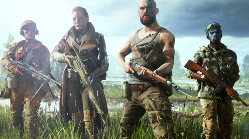 ELECTRONIC ARTS PS4 BATTLEFIELD V 14