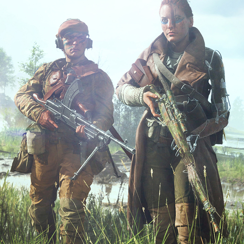 ELECTRONIC ARTS PS4 BATTLEFIELD V 15
