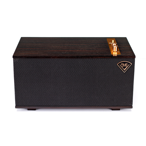 Klipsch The Three - Ebony 60 W Altoparlante portatile stereo Nero, Marrone 2