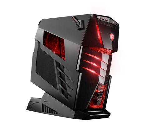MSI AEGIS TI3 8RE SLI-070EU i7-8700 3.7GHz RAM 64GB-HDD 3.000GB + SSD 512GB M.2-NVIDIA GEFORCE GTX 1080-WIN 10 ITALIA NERO (9S6-B91711-070) 2