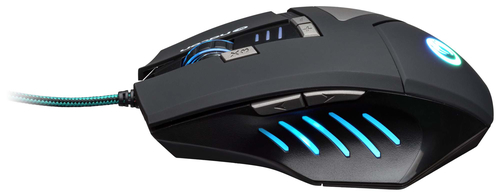 NACON PCGM-300 MOUSE GAMING OTTICO USB 2500 DPI 8 TASTI COLORE NERO 5
