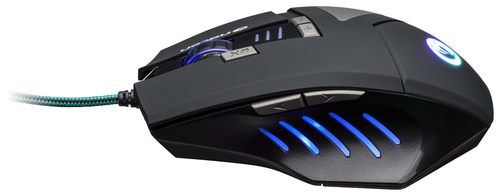NACON PCGM-300 MOUSE GAMING OTTICO USB 2500 DPI 8 TASTI COLORE NERO 6