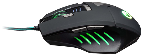 NACON PCGM-300 MOUSE GAMING OTTICO USB 2500 DPI 8 TASTI COLORE NERO 7