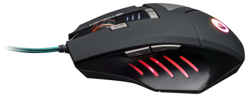 NACON PCGM-300 MOUSE GAMING OTTICO USB 2500 DPI 8 TASTI COLORE NERO 8