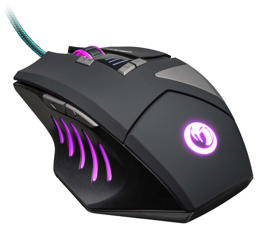 NACON PCGM-300 MOUSE GAMING OTTICO USB 2500 DPI 8 TASTI COLORE NERO 15