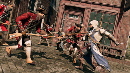 UBISOFT PS4 ASSASSIN'S CREED III LIBERATION REMASTERED 4