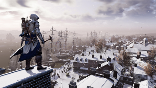 UBISOFT PS4 ASSASSIN'S CREED III LIBERATION REMASTERED 7