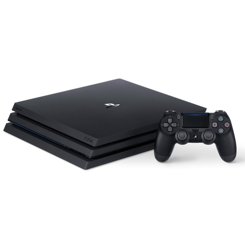 SONY PS4 PRO GAMMA 1TB CHASSIS BLACK 2