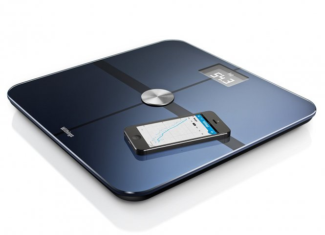 Withings Smart Body Analyzer: Voglia di sentirti in forma? Vieni da Radionovelli!